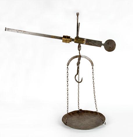 Cantar, weighing machine