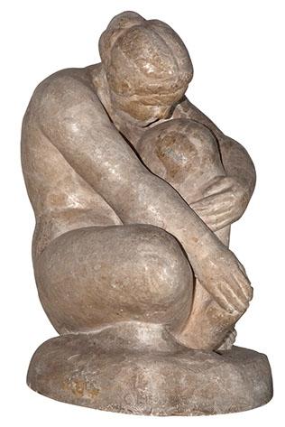 Statuie ipsos Spinul Medrea.
