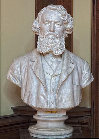 Sculptura Theodor Aman Karl Storck
